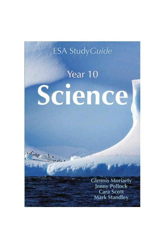 Esa Year 10 Science Study Guid...