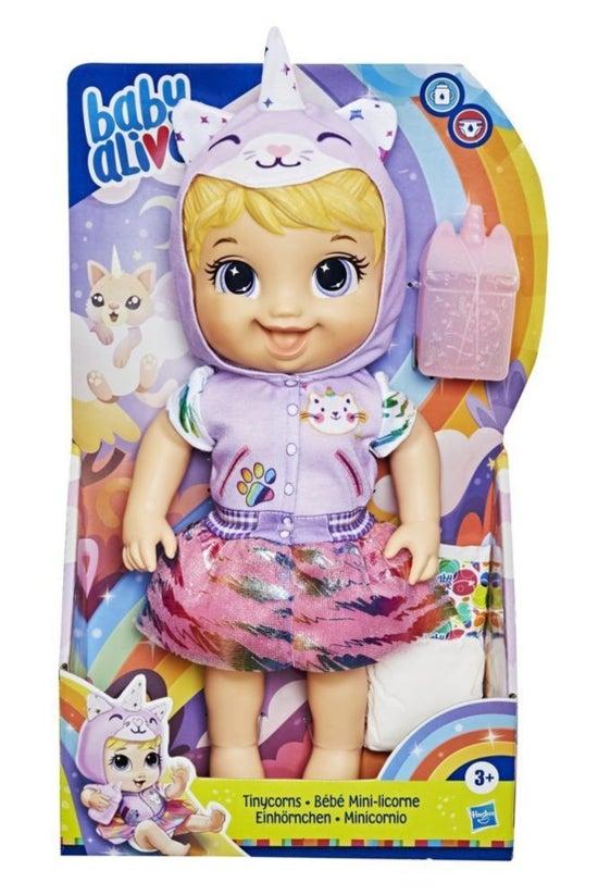 Baby Alive: Tinycorns Doll Uni...