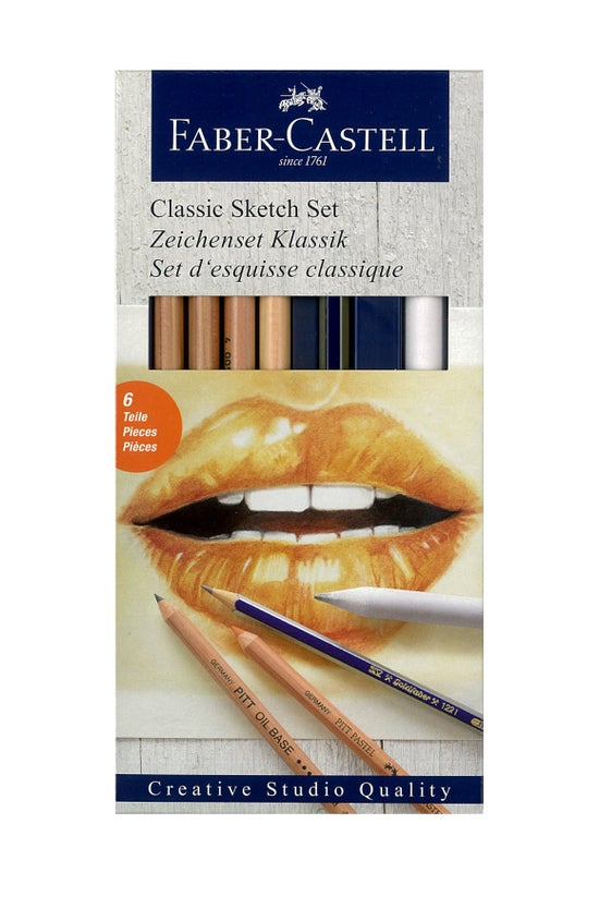 Faber-castell Classic Sketch S...