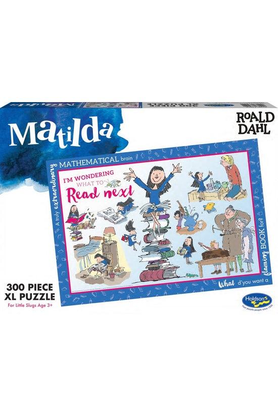 Roald Dahl Jigsaw: Matilda 300...