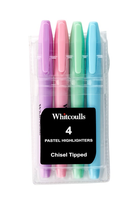 Whitcoulls Highlighters Slim P...