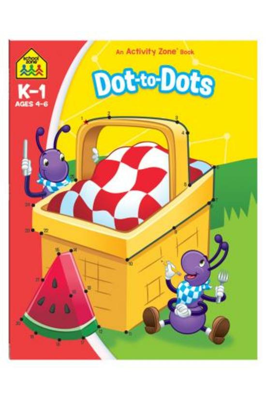 School Zone: Dot-to-dot: An Ac...