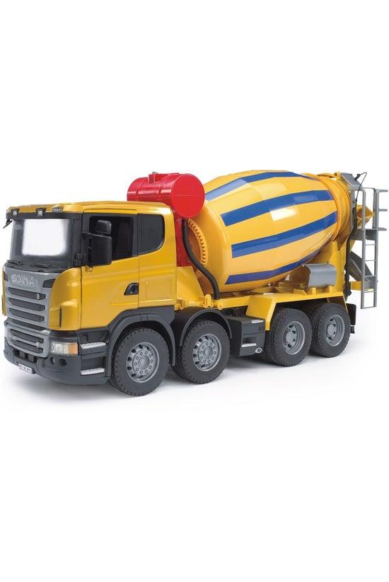 Bruder Scania Cement Truck