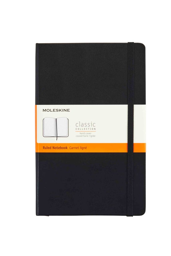 Moleskine Classic Notebook Rul...