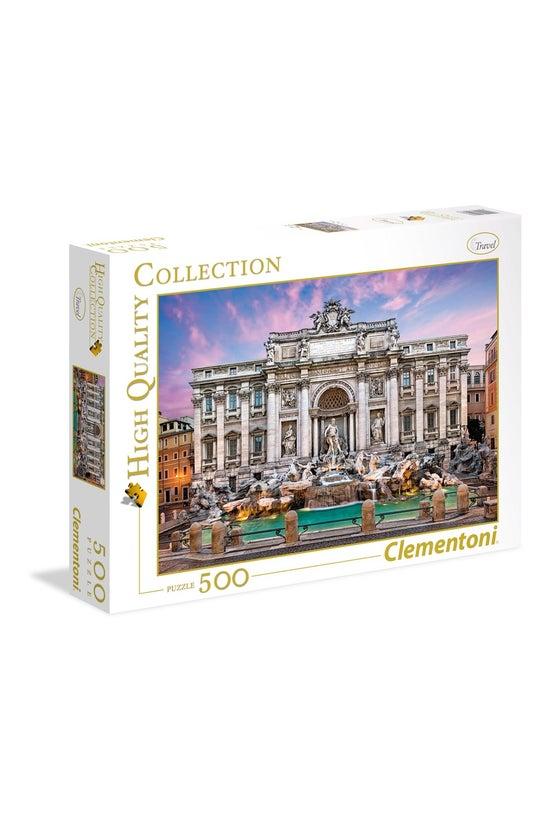 Clementoni 500 Piece Puzzle Fo...