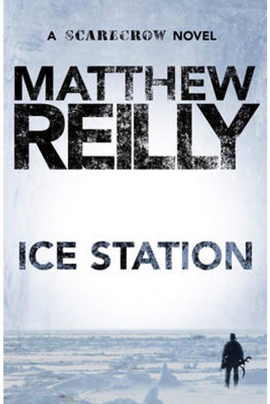 Scarecrow #01: Ice Station