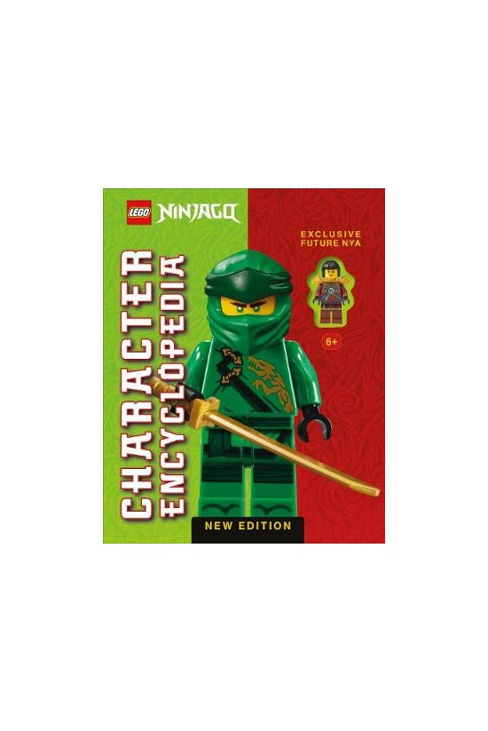 Lego Ninjago Character Encyclo...