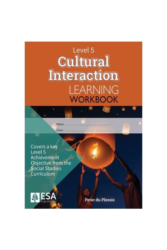 Level 5 Cultural Interaction L...