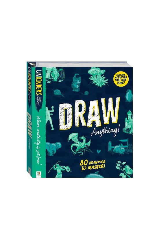 Unbinders: Draw Anything!