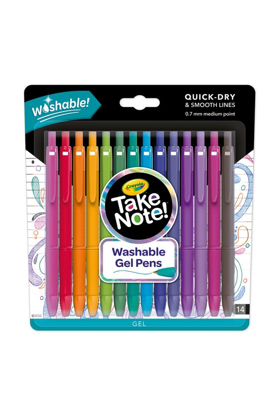 Crayola Take Note! Washable Ge...