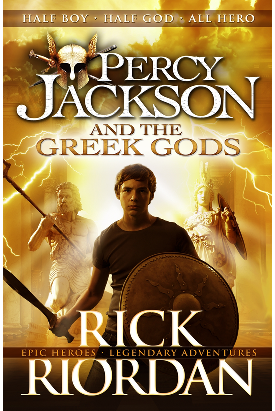 Percy Jackson: Percy Jackson A...