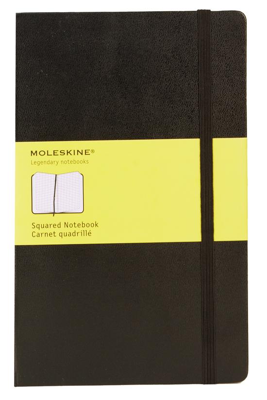 Moleskine Classic Notebook Squ...