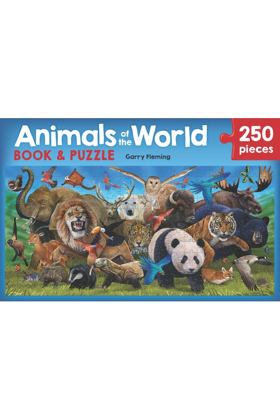 Animals Of The World Book &...