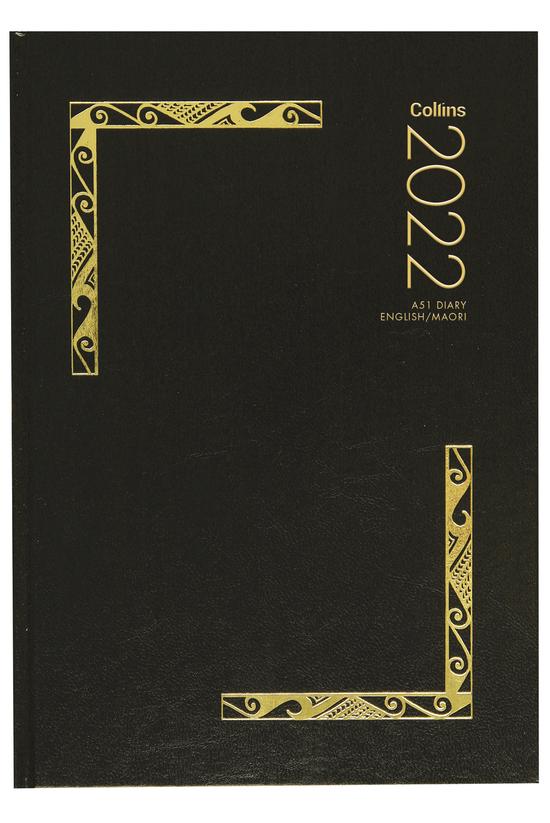 2022 Diary Collins A5 Day Per ...