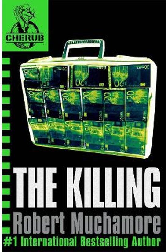 Cherub #04: The Killing