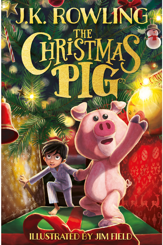 The Christmas Pig Pre Order