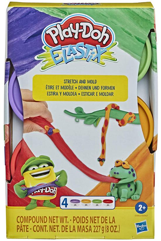 Play-doh Elastix Assorted