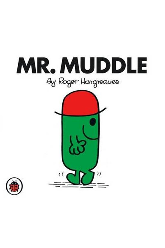 Mr Muddle V23: Mr Men And Litt...