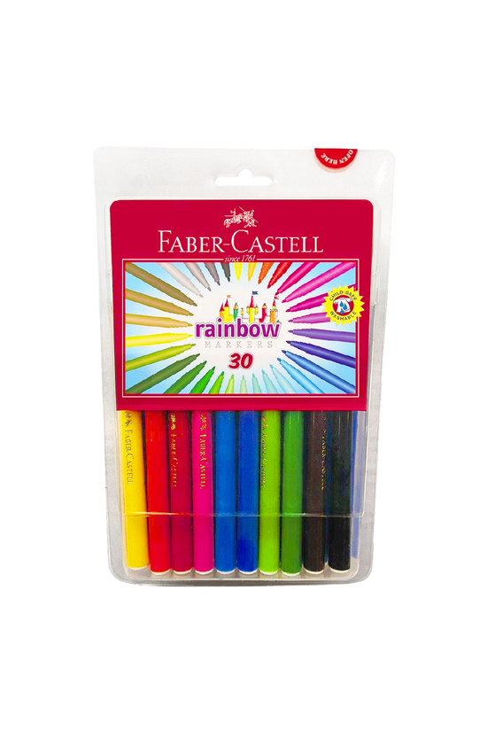 Faber-castell Rainbow Markers ...