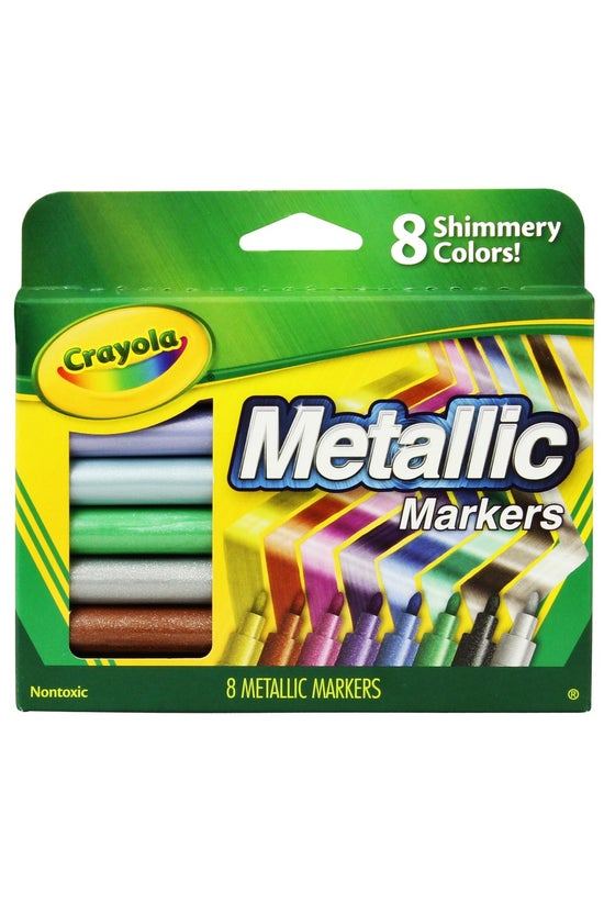 Crayola Metallic Markers Pack ...