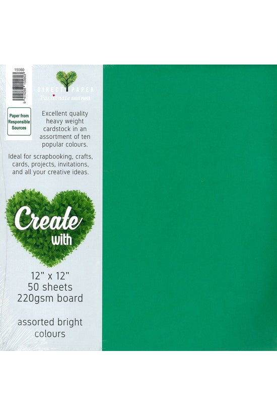 Direct Paper Cardstock 12x12 2...