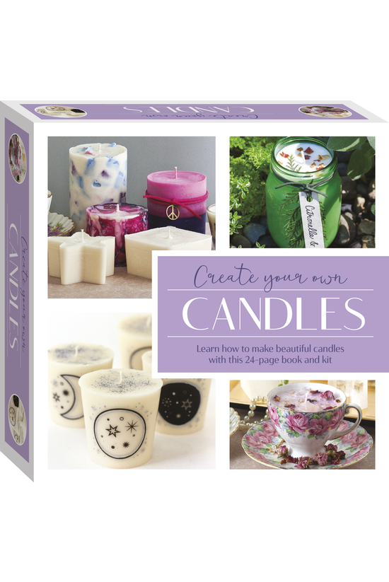 Hinkler Create Your Own Candle...