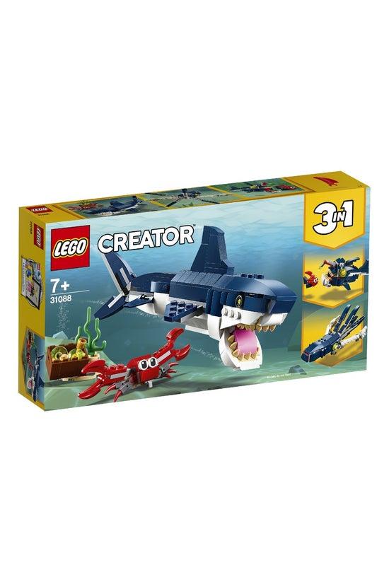 Lego Creator: 3-in-1 Deep Sea ...