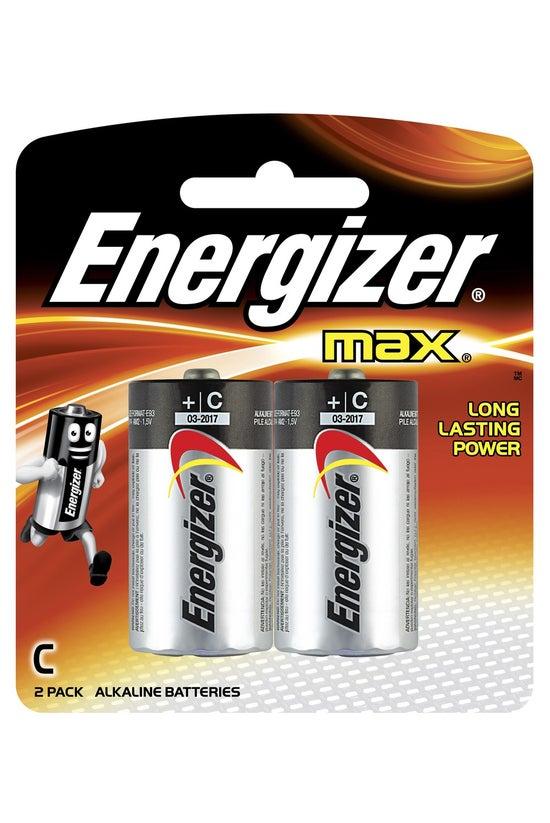 Energizer Batteries Max C Pack...