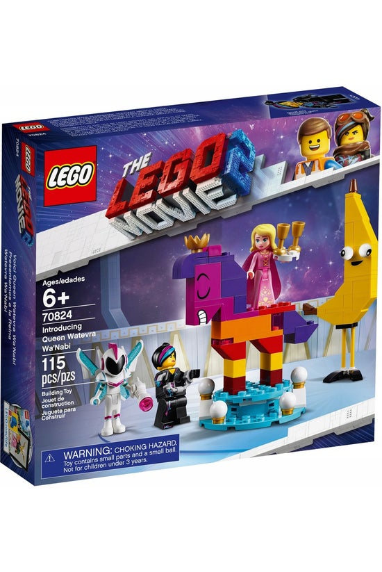 The Lego Movie 2: Introducing ...