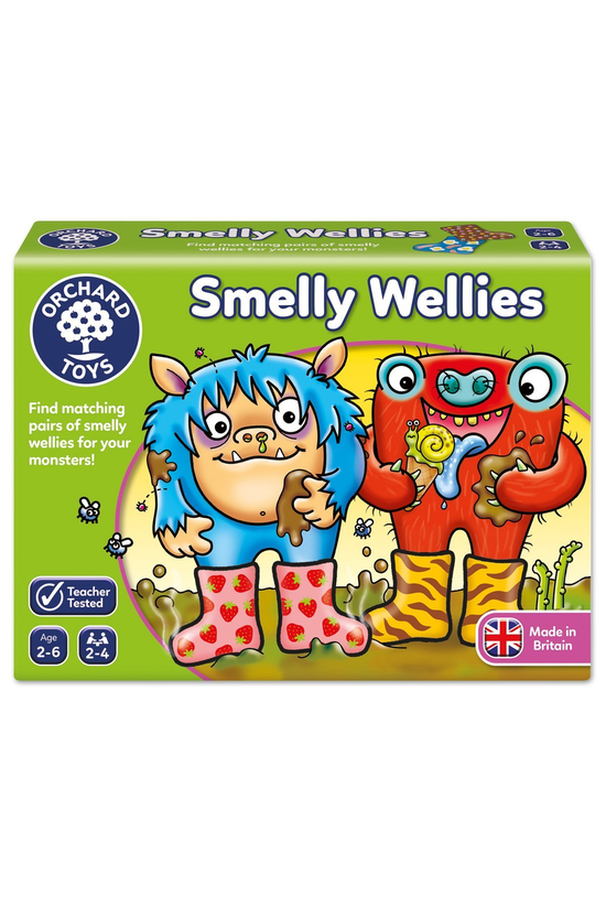 Orchard Toys: Smelly Wellies G...