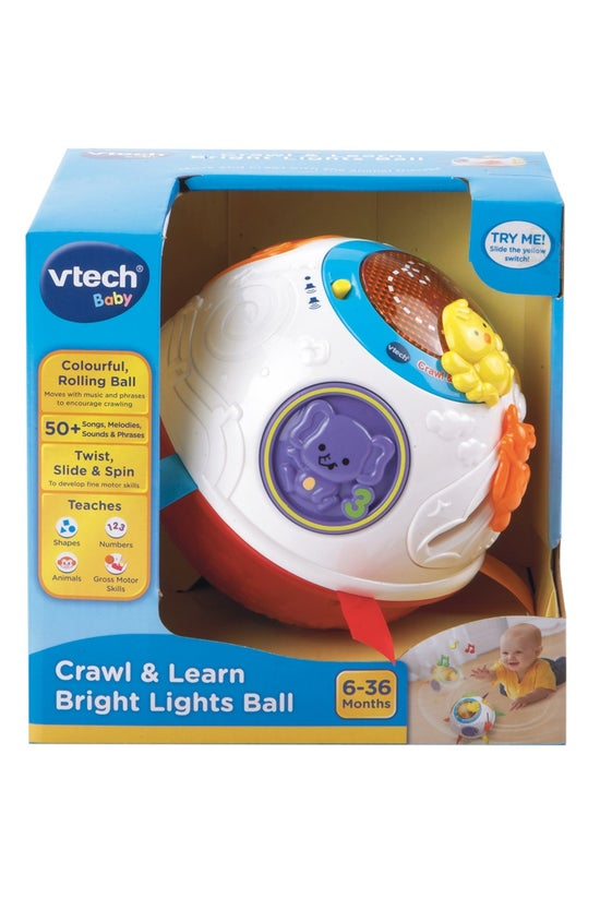 Vtech Crawl And Learn Bright L...