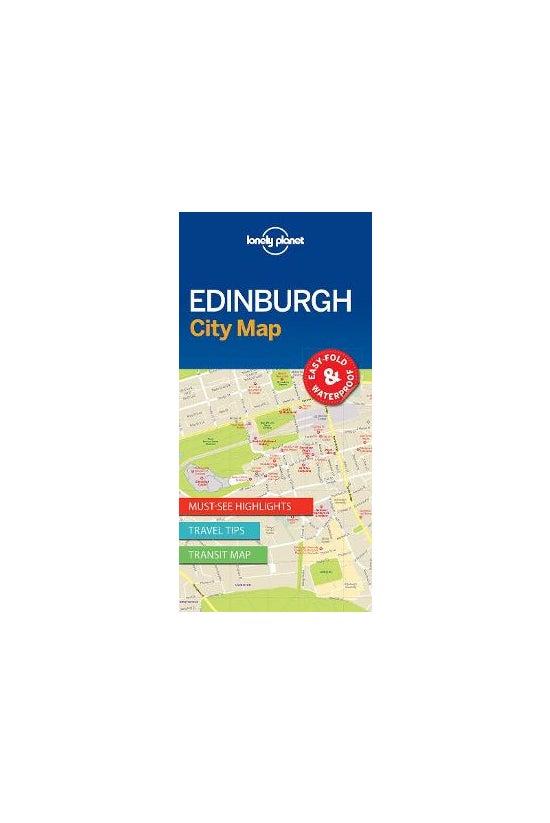 Lonely Planet Edinburgh City M...