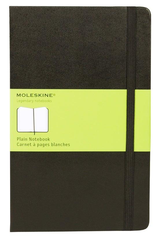 Moleskin Classic Notebook Plai...