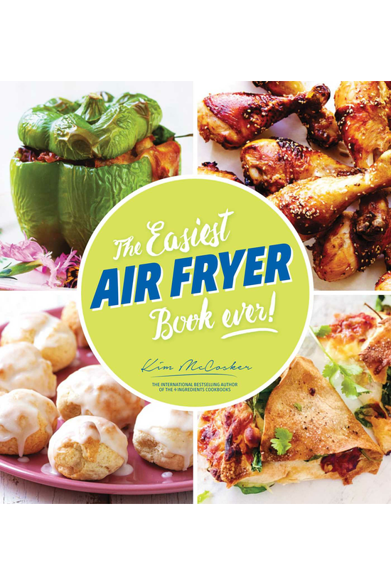The Easiest Air Fryer Book Eve...