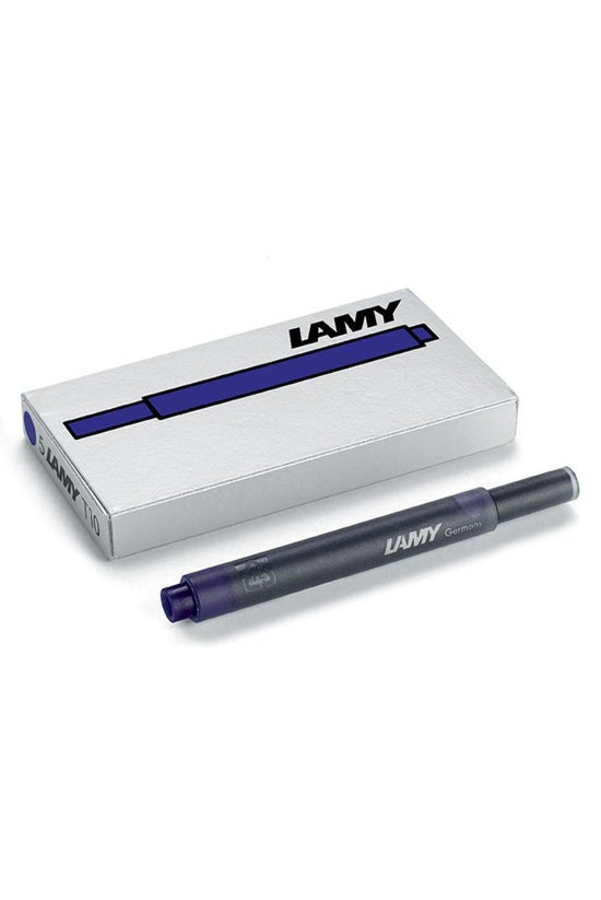 Lamy Ink Cartridge T10 Blue-bl...