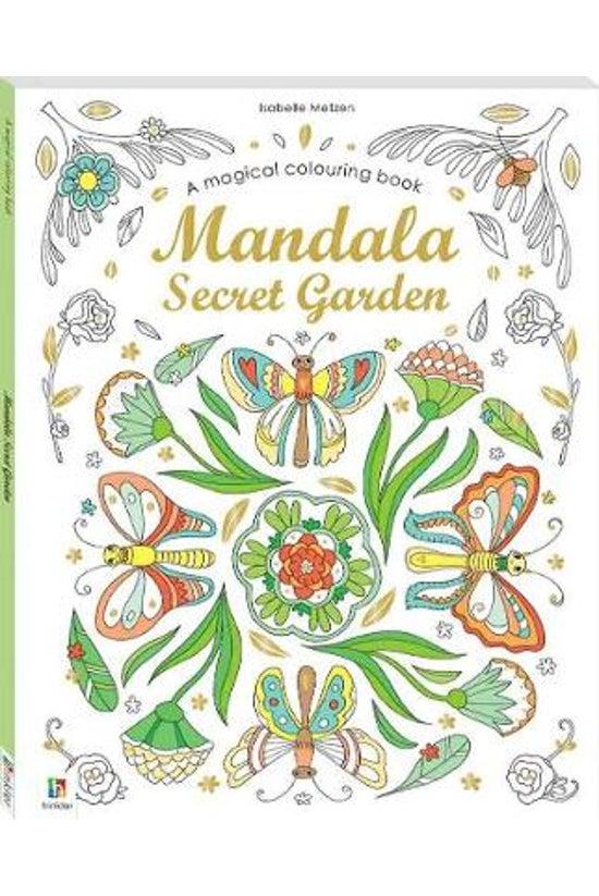 Magical Colouring Book: Fantas...