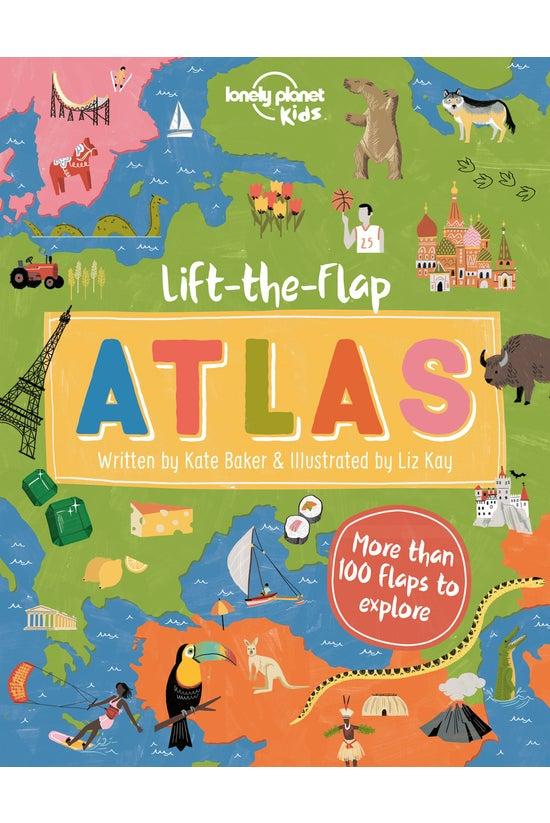Lift-the-flap Atlas