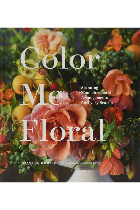 Colour Me Floral