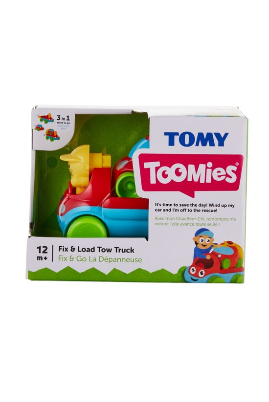 Tomy Fix & Load Tow Truck
