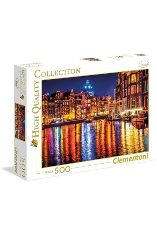 Clementoni 500 Piece Puzzle Am...