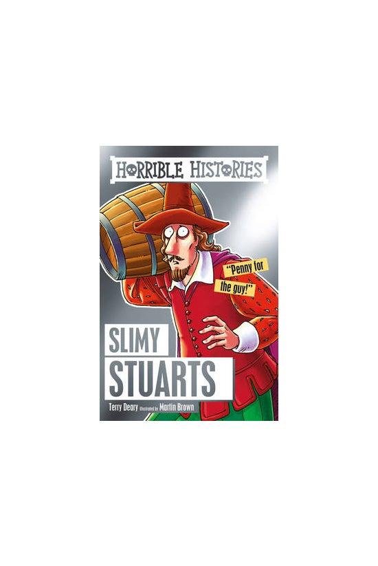 Horrible Histories: Slimy Stua...