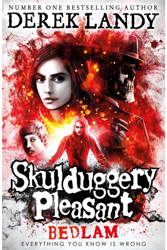 Skulduggery Pleasant #12: Bedl...