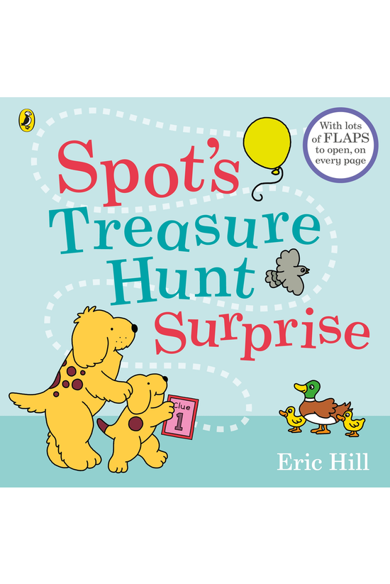 Spot's Treasure Hunt Surprise
