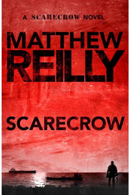 Scarecrow #03: Scarecrow
