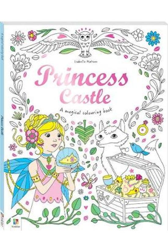 Magical Colouring Book: Mandal...