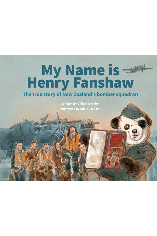 My Name Is Henry Fanshaw