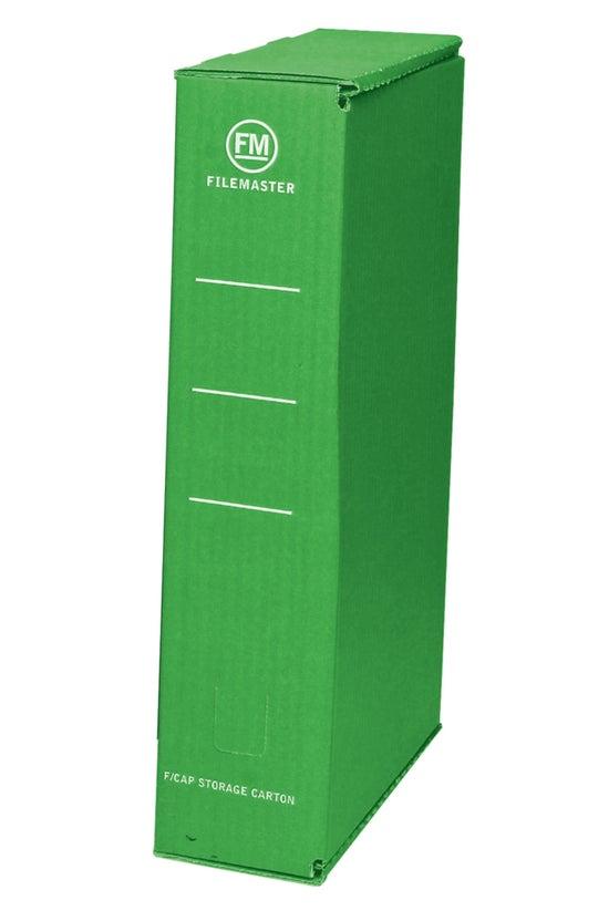 Fm Storage Carton Foolscap Gre...