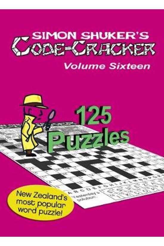 Simon Shuker's Code-cracker Vo...