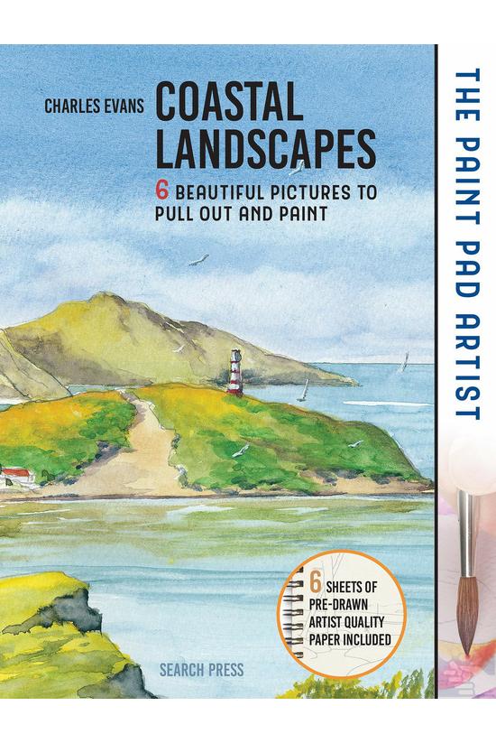 The Paint Pad Artist: Coastal ...