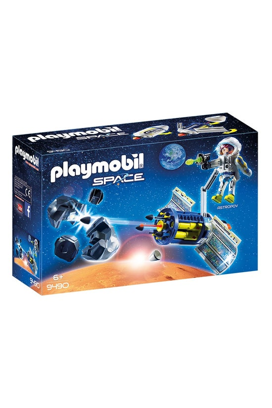 Playmobil Satellite Meteoroid ...